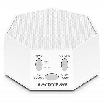 Lectrofan High Fidelity White Noise Sound Machine
