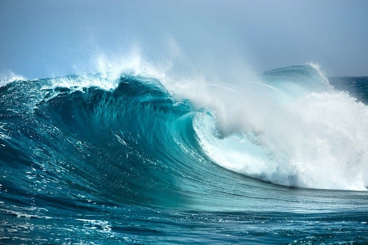 Power Of Waves