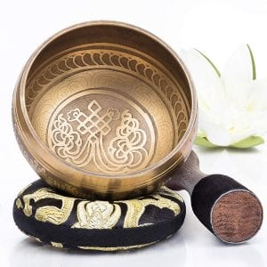 Silent Mind Bronze Mantra Bowl Set review