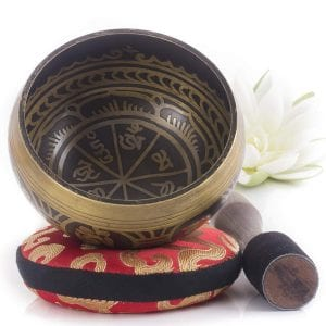 Silent Mind Tibetan Bowl Set review