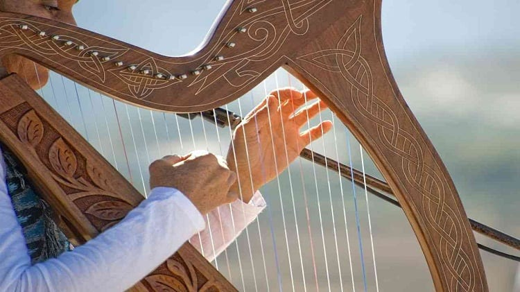 Harp Music for Relax and meditation