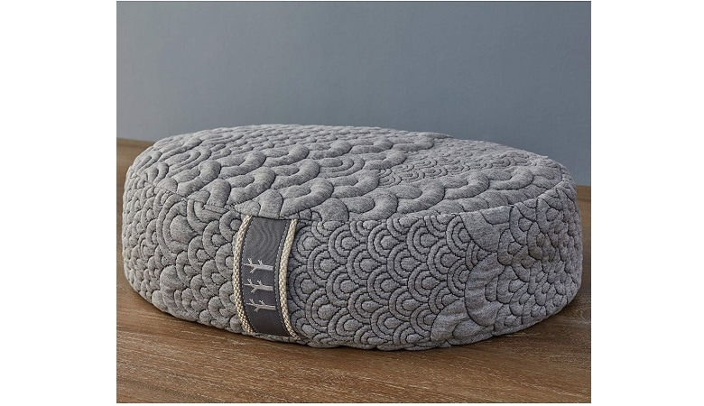 BRENTWOOD HOME CRYSTAL COVE MEDITATION CUSHION