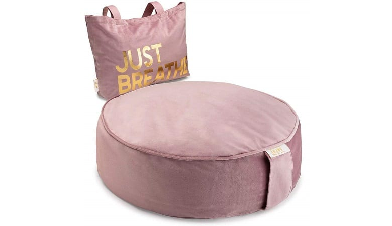 AJNA BUCKWHEAT MEDITATION CUSHION