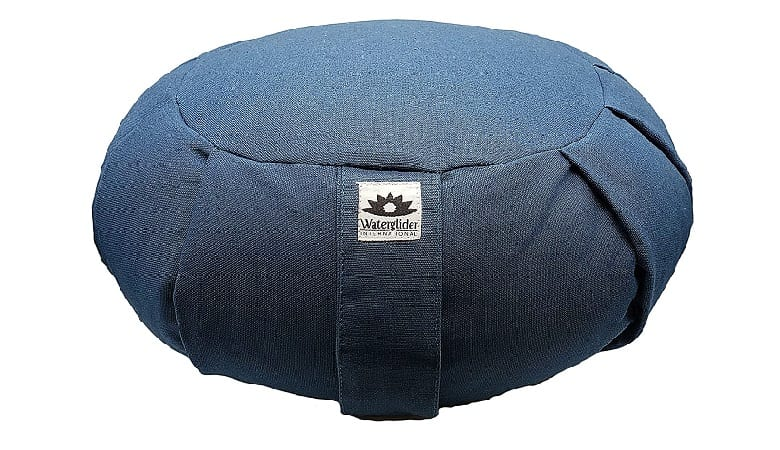 WATERGLIDER INTERNATIONAL ZAFU YOGA MEDITATION PILLOW