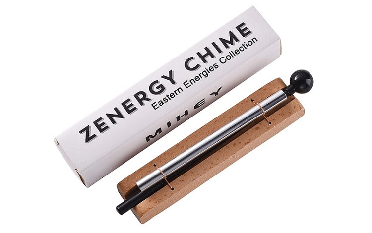Responsive Solo Zenergy Chime for Teachers' Classroom Management Review