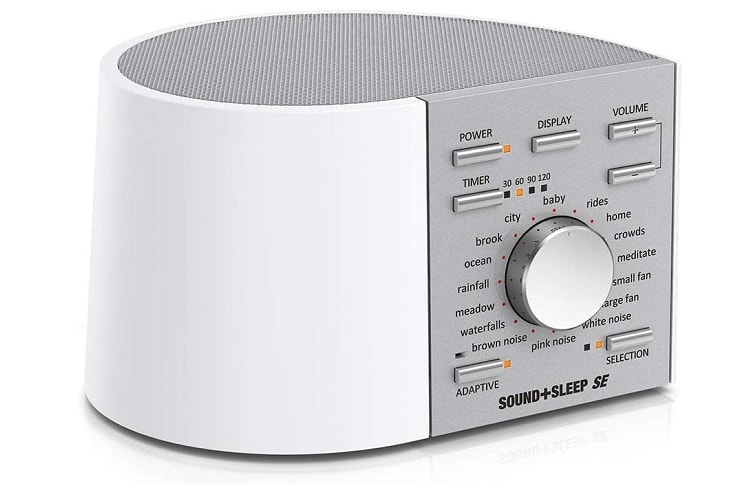 Sound+Sleep SE Special Edition High Fidelity Sleep Sound Machine