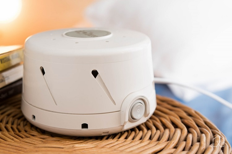 Using White Noise Machine