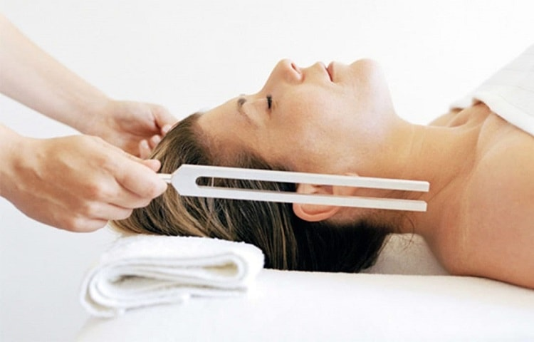 healing with tuning forks