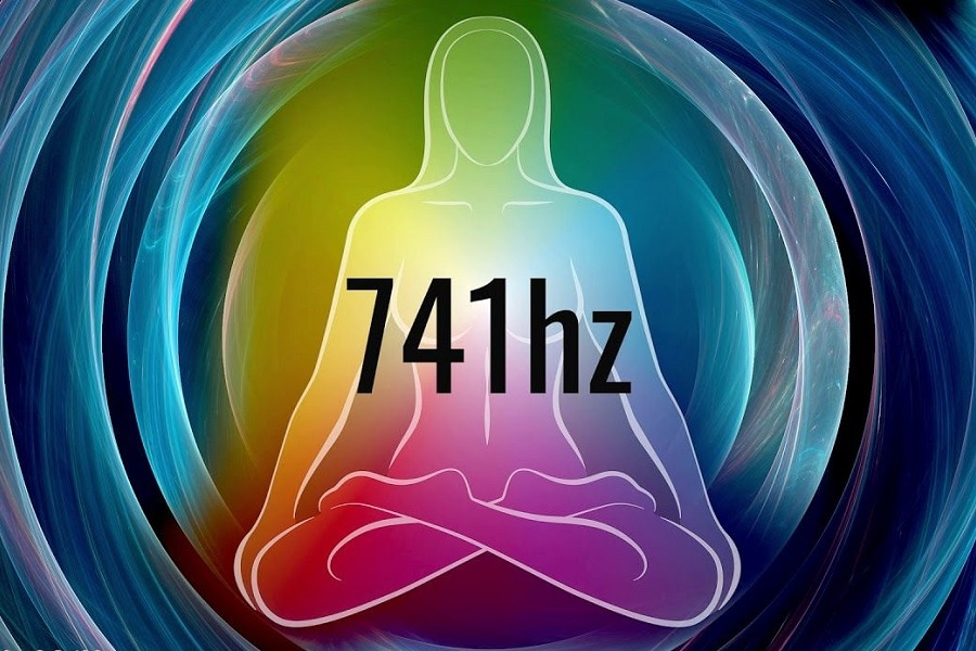 741 Hz frequency