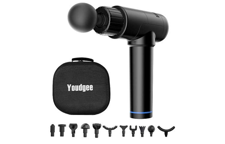 Youdgee Muscle Massage Gun for Athletes Review