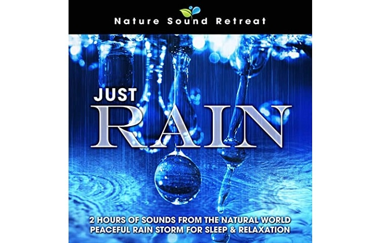 Just Rain: 2 Hours of Rain & Storm Sound