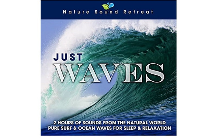 Just Waves: 2 Hours of Surf & Ocean Waves Sounds