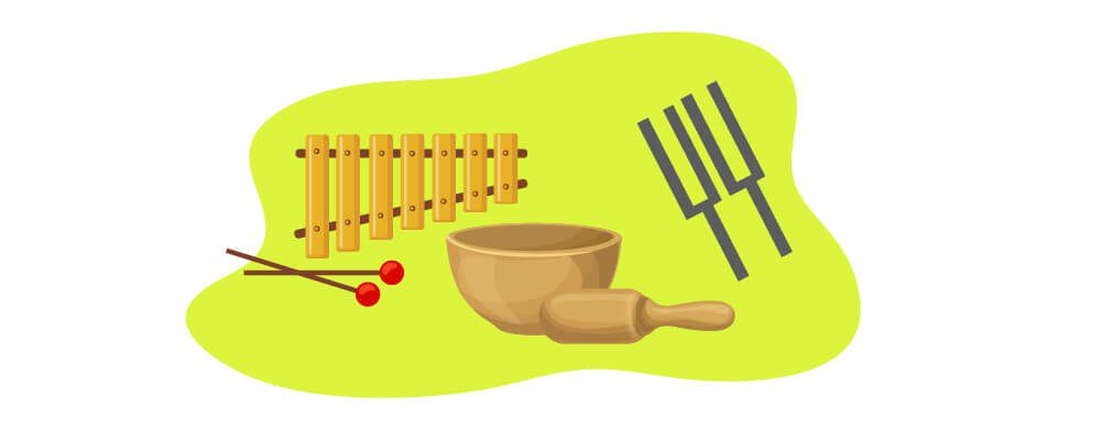 The Type Of Healing Instruments Used